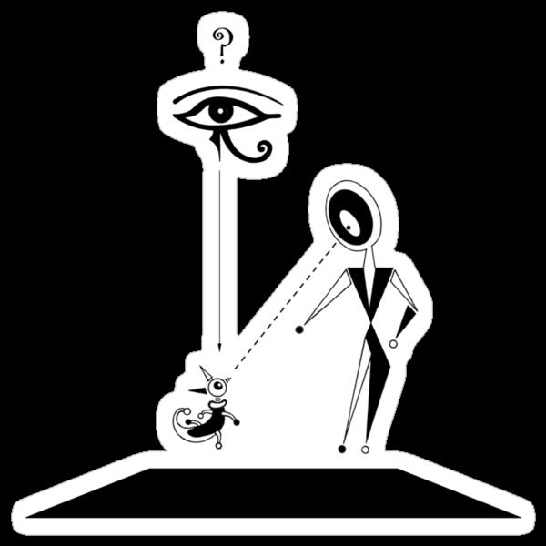 Pavlov Kafka CCTV  by montdragon