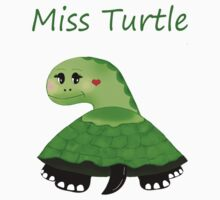 Miss turtle Kids Clothes