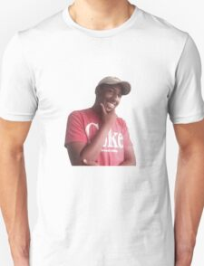 One side of miles T-Shirt