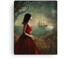 the sailor's wife Canvas Print
