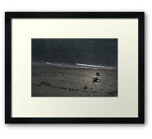 When We Were Young Framed Print