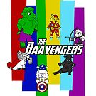 The Baavengers by mikaelaK