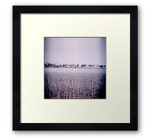 Memories Fade With Time Framed Print