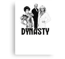 Dynasty 2 Canvas Print