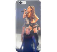 Ariana Grande at the Honeymoon Tour iPhone Case/Skin