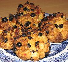 Oven Fresh - Tasty Rock Cakes by Kathryn Jones