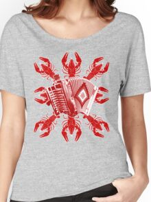 Cajun Music And Crawfish Women's Relaxed Fit T-Shirt