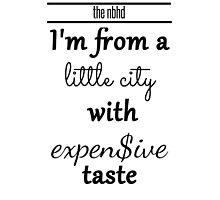 Little City & Expensive Taste by bennettart