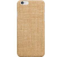 canvas texture iPhone Case/Skin