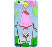 Haunted Mansion Peach  iPhone Case/Skin