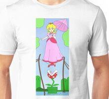 Haunted Mansion Peach  Unisex T-Shirt