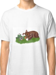 Strawberries for Mouse and Kitten Classic T-Shirt