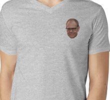 Alton Brown Mens V-Neck T-Shirt