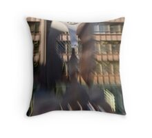 Chicago Picasso effect Throw Pillow