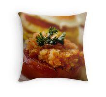 Gourmet Throw Pillow