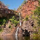 Tjaynera Falls (Sandy Creek), Litchfield National Park by Erik Schlogl