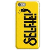 Selfie! - Yellow iPhone Case/Skin