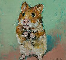 Hamster by Michael Creese