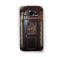Door at side of nave St Mary's Bergen Norway 19840613 0017 Samsung Galaxy Case/Skin