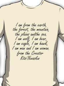 Ktsi' Nwaskw T-Shirt
