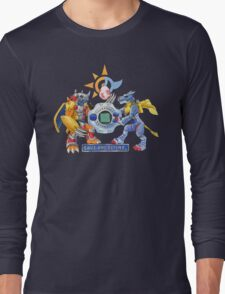 Digivolve Into Champions Long Sleeve T-Shirt