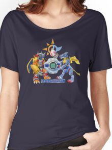 Digivolve Into Champions Women's Relaxed Fit T-Shirt