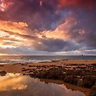 Sunset Clouds by robcaddy