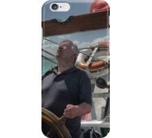 Captain Roy = Watching the wind iPhone Case/Skin