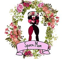 Space Mom by Hunter-Nerd