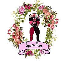 Space Mom Photographic Print