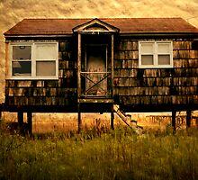 Marsh House in Motts Creek by Jason Howell