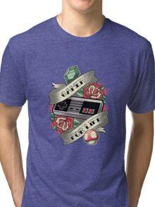 Gamer For Life Tri-blend T-Shirt
