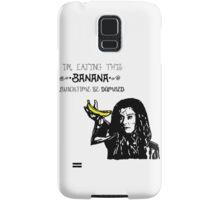 Dark Willow - Eat That Banana! Samsung Galaxy Case/Skin