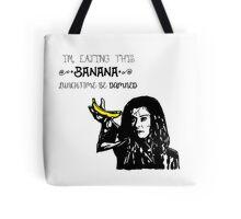 Dark Willow - Eat That Banana! Tote Bag