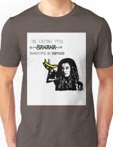 Dark Willow - Eat That Banana! Unisex T-Shirt