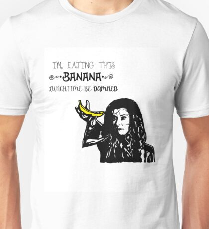 Dark Willow - Eat That Banana! Unisex T-Shirt