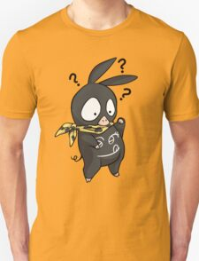 Confused P-Chan - Ranma 1/2 T-Shirt