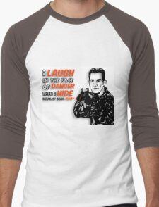 Xander the Brave Men's Baseball ¾ T-Shirt