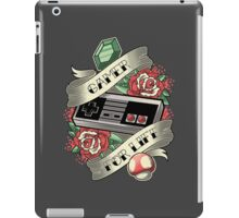 Gamer For Life iPad Case/Skin