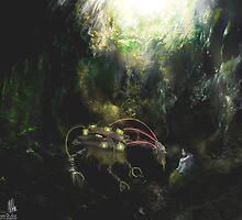 Discovery of the fallen by Anna Achmatowicz- Otok