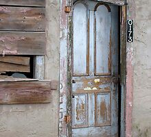 Trading Post Door by KDPhotos