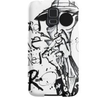 The Weird Have Turned Pro Samsung Galaxy Case/Skin
