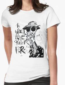 The Weird Have Turned Pro Womens Fitted T-Shirt