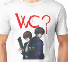 Psycho-Pass 2: What Color? Unisex T-Shirt