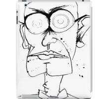 Colonel Leonard iPad Case/Skin