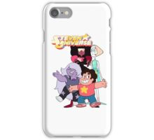 Steven universe and the gems iPhone Case/Skin