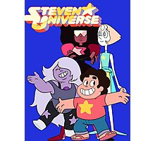 Steven universe and the gems Photographic Print