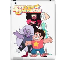 Steven universe and the gems iPad Case/Skin