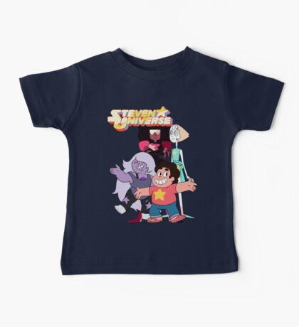 Steven universe and the gems Baby Tee