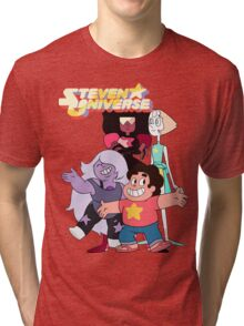 Steven universe and the gems Tri-blend T-Shirt